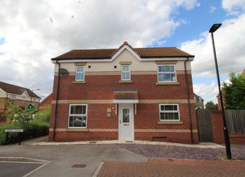 Thumbnail 4 bed detached house to rent in Comet Court, Auckley, Doncaster