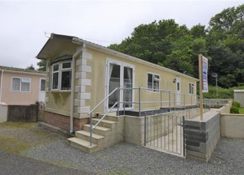 Thumbnail 2 bed mobile/park home for sale in Scotchwell Park, Cartlett, Haverfordwest