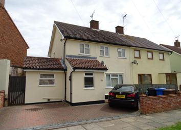 Thumbnail 3 bed semi-detached house for sale in Moore Road, Ipswich
