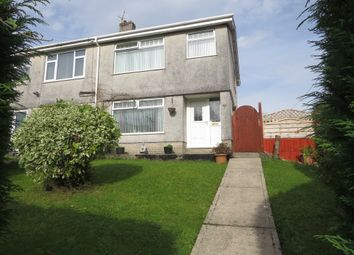 Thumbnail 3 bed semi-detached house for sale in Faraday Road, Clydach, Swansea