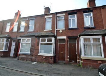 Thumbnail 2 bedroom terraced house to rent in Brailsford Road, Manchester