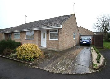 Thumbnail 2 bedroom semi-detached bungalow for sale in Nailsea, North Somerset