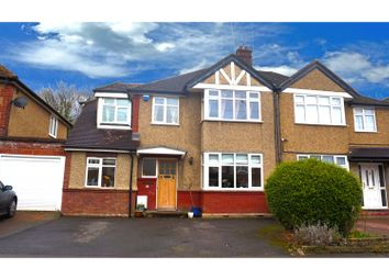 Thumbnail 4 bed semi-detached house for sale in Swiss Avenue, Watford
