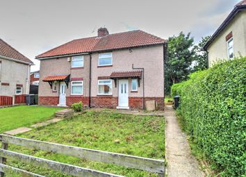 Thumbnail 1 bed semi-detached house for sale in Stanton Crescent, Sheffield