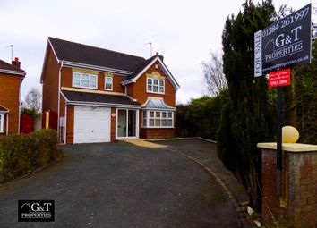 4 bed detached house for sale in Harley Drive, Bilston WV14