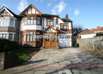 Thumbnail 1 bedroom semi-detached house for sale in Exeter Gardens, Ilford
