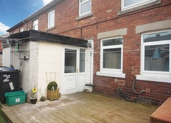 Thumbnail 2 bed terraced house for sale in Willard Grove, Stanhope, Bishop Auckland