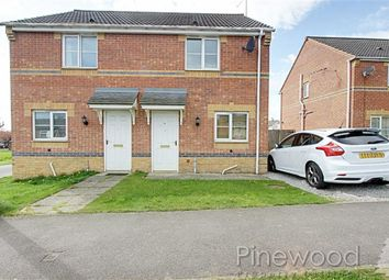 Thumbnail 2 bed semi-detached house to rent in Padley Wood Road, Chesterfield, Derbyshire