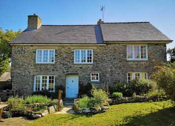 Thumbnail 4 bed detached house for sale in Llanwnda, Goodwick