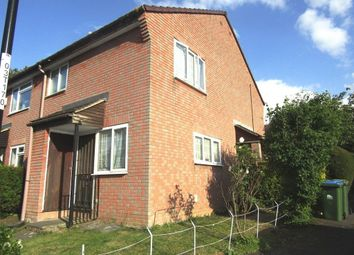 Thumbnail 1 bedroom end terrace house for sale in The Oaks, Southampton