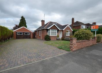 Thumbnail 2 bed bungalow for sale in The Crescent, Stafford