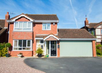 Thumbnail 4 bed detached house to rent in Upton Close, Barnwood, Gloucester