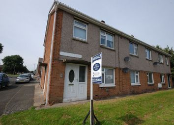 Thumbnail 1 bed flat to rent in Wallington Road, Ashington