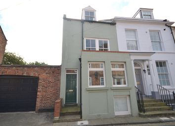 Thumbnail 4 bed town house for sale in Longwestgate, Old Town, Scarborough