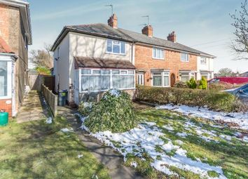 Thumbnail 3 bed terraced house for sale in Hyron Hall Road, Acocks Green, Birmingham, West Midlands