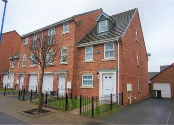 Thumbnail 3 bed end terrace house for sale in Chester Road, Hartlepool