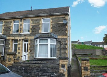 Thumbnail 3 bed semi-detached house for sale in Maes-Y-Graig Street, Bargoed, Caerphilly