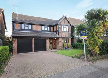 Thumbnail 5 bed detached house for sale in Shoeburyness, Southend-On-Sea, Essex