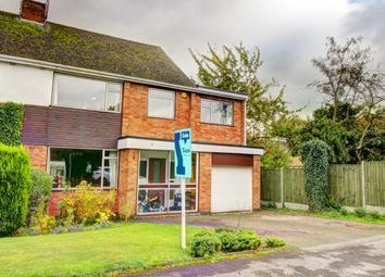 Thumbnail 5 bed semi-detached house for sale in Grange Avenue, Coventry