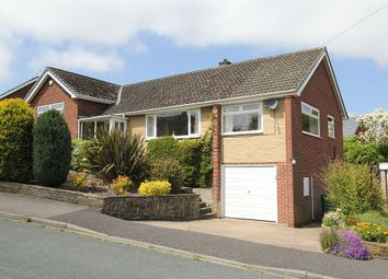 Thumbnail 3 bed detached bungalow for sale in 34, Leyfield Bank, Wooldale, Holmfirth, West Yorkshire