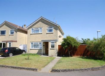 Thumbnail 3 bed detached house for sale in Wells Close, Chippenham, Wiltshire