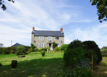 Thumbnail 4 bed property for sale in Dolanog, Welshpool