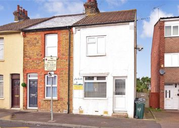 Thumbnail 2 bedroom end terrace house for sale in Swanscombe Street, Swanscombe, Kent