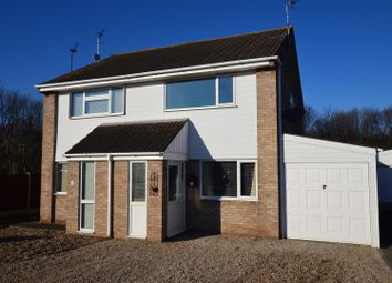 Thumbnail 2 bed semi-detached house for sale in Stourdale Close, Long Eaton, Nottingham