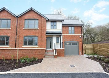 Thumbnail 4 bedroom semi-detached house for sale in Railway Street, Summerseat, Bury