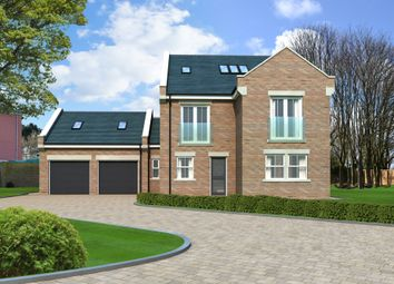 Thumbnail 5 bedroom detached house for sale in Dalton Piercy, Hartlepool