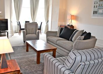 Thumbnail 4 bedroom flat to rent in Hamilton Place, Aberdeen