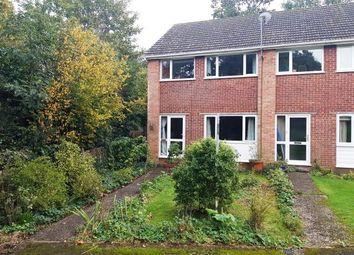 Thumbnail 3 bed end terrace house for sale in Heath End, Farnham, Surrey