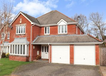 Thumbnail 4 bedroom detached house for sale in Orchard Drove, Botley Road, Horton Heath, Eastleigh