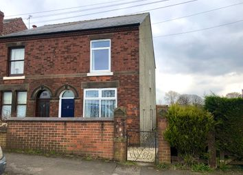 3 bed semi-detached house for sale in Upper Hartshay, Heage, Belper DE56