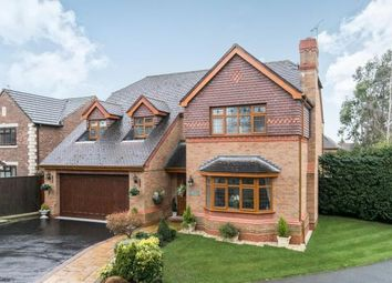 Thumbnail 4 bed detached house for sale in Ben Nevis Drive, Little Sutton, Cheshire