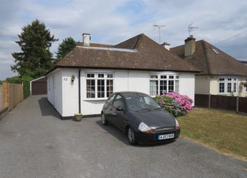 Thumbnail 2 bed detached bungalow for sale in Oaklands Lane, Smallford, St. Albans