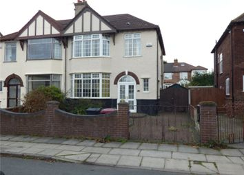 Thumbnail 3 bed semi-detached house for sale in Thingwall Avenue, Liverpool, Merseyside