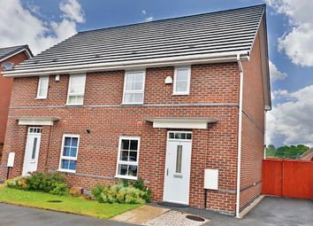 Thumbnail 3 bed semi-detached house for sale in 7, Adam Street, Heywood, Greater Manchester