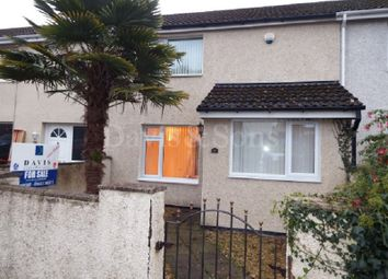Thumbnail 2 bed terraced house for sale in Ledbrook Close, St. Dials, Cwmbran.