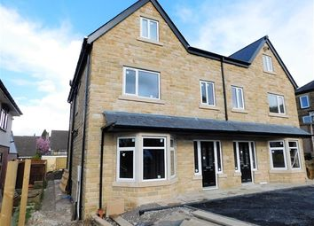 Thumbnail 6 bed semi-detached house for sale in Bankfield Road, Nab Wood, Shipley