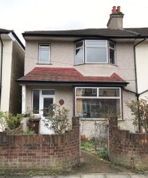 Thumbnail 3 bedroom end terrace house for sale in Lammas Avenue, Mitcham, Surrey