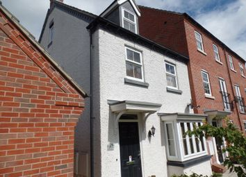 Thumbnail 3 bed semi-detached house to rent in Blackbird Way, Witham St. Hughs, Lincoln