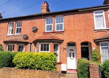 Thumbnail 2 bed terraced house for sale in Madeley Road, Aylesbury