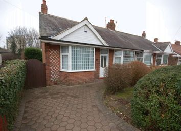 Thumbnail 2 bed semi-detached bungalow for sale in Granville Drive, Forest Hall, Newcastle Upon Tyne