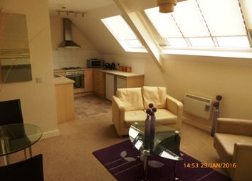 2 bed flat to rent in Great Hampton Street, Hockley, Birmingham B18
