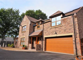 Thumbnail 4 bed detached house for sale in Ellers Road, Bessacarr, Doncaster