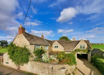 Thumbnail 3 bedroom detached house to rent in Victoria Road, Quenington, Cirencester