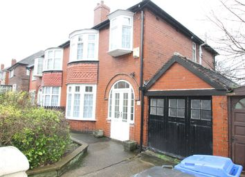 Thumbnail 3 bed semi-detached house to rent in Firshill Avenue, Sheffield