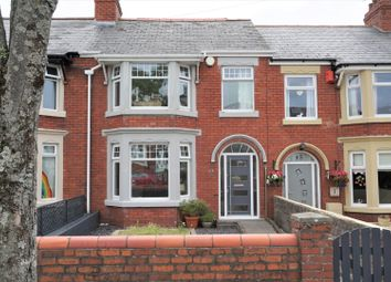 Thumbnail 3 bed terraced house for sale in Jenner Road, Barry