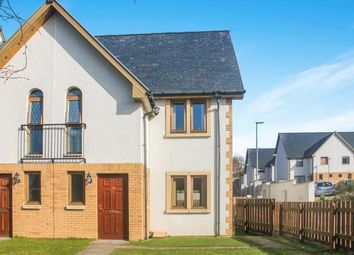 Thumbnail 2 bed end terrace house to rent in Inshes Mews, Inverness